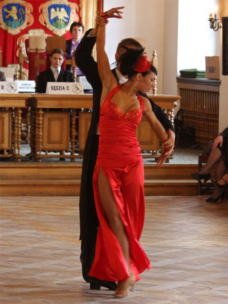kurs tańca Opole