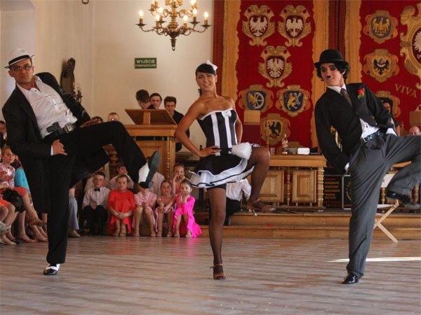 taniec towarzyski Opole