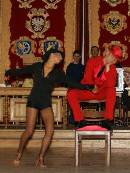 Szkoła Tańca Opole indywidualny pierwszy taniec